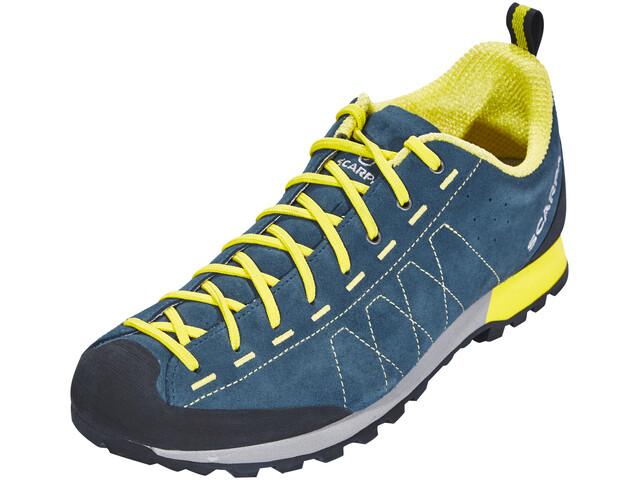 Scarpa Highball - Calzado Hombre - amarillo/azul